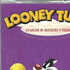 Cine: LO MEJOR DE SILVESTRE Y PIOLÍN 20 (EL PAÍS) - DVD CARTÓN NUEVO. Lote 140090358