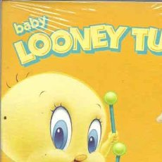 Cine: BABY LOONEY TUNES 2 (EL PAÍS) - DVD CARTÓN NUEVO. Lote 140090374