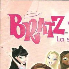Cine: BRATZ TV LA SERIE 8 - DVD CARTÓN COMO NUEVO. Lote 140090402
