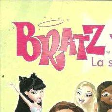 Cine: BRATZ TV LA SERIE 12 - DVD CARTÓN COMO NUEVO. Lote 140090414