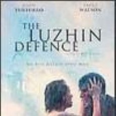 Cine: LA DEFENSA LUZHIN - MARLEEN GORRIS. DRAMA. REINO UNIDO. 2001. Lote 140093158