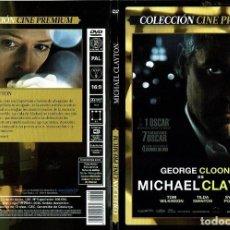 Cine: MICHAEL CLAYTON. - DVD. TONY GILROY USA THRILLER 2007. Lote 140096964