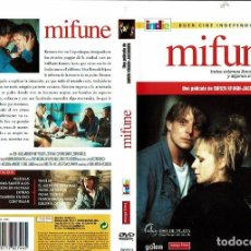 Cinéma: MIFUNE. - DVD. SØREN KRAGH-JACOBSEN. DINAMARCA. 1999. DRAMA.. Lote 140097216