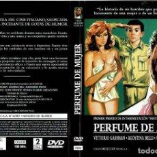 Cine: PERFUME DE MUJER. - DVD. DINO RISI. ITALIA. 1974. COMEDIA.. Lote 140097244