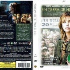 Cine: EN TIERRA DE HOMBRES. - DVD. NIKI CARO. EEUU. DRAMA 2005. Lote 140097545