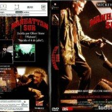 Cine: MANHATTAN SUR. - DVD. MICHAEL CIMINO. EEUU. 1985. POLICÍACO. THRILLER.. Lote 140098266