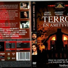 Cine: TERROR EN AMITYVILLE. - DVD. STUART ROSENBERG. EEUU. 1979. TERROR.. Lote 140098908