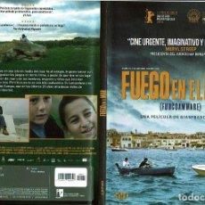 Fuego en el mar. - DVD. Gianfranco Rosi. Italia. 2016. Documental.