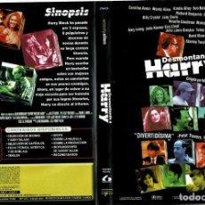 Cine: DESMONTANDO A HARRY. - DVD. WOODY ALLEN. EEUU. 1997. COMEDIA.. Lote 176733349