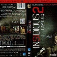 Cine: INSIDIOUS. CAPÍTULO 2. - DVD. JAMES WAN. EE.UU. 2013. TERROR.. Lote 140101105