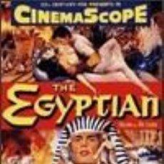 Cine: SINUHÉ EL EGIPCIO. - MICHAEL CURTIZ. EEUU. 1954. DRAMA. HISTÓRICO.. Lote 140109161
