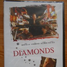 Cine: DVD DIAMONDS - KIRK DOUGLAS - NUEVA, PRECINTADA (FÑ). Lote 140110866