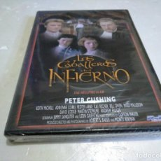 Cine: LOS CABALLEROS DEL INFIERNO DVD NUEVO PRECINTADO. Lote 140120558
