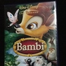 Cine - Bambi . Edición especial DVD Disney - 140179614