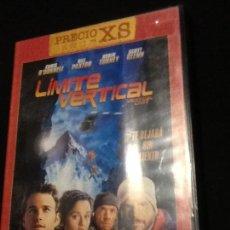 Cine: LIMITE VERTICAL DVD. Lote 140196114