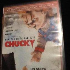 Cine: LA SEMILLA DE CHUCKY DVD. Lote 140196746