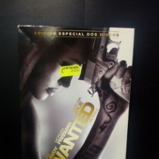 Cine: WANTED DVD. Lote 140225106