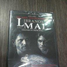 Cine: LÍBRANOS DEL MAL CON ERIC BANA Y EDGAR RAMÍREZ. NUEVA CON PRECINTO. Lote 140282062