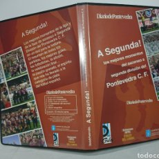 Cine: DVD PONTEVEDRA CF A SEGUNDA! LOS MEJORES MOMENTOS DEL ASCENSO A SEGUNDA DIVISIÓN / AÑO 2005, 60MIN.. Lote 140336148