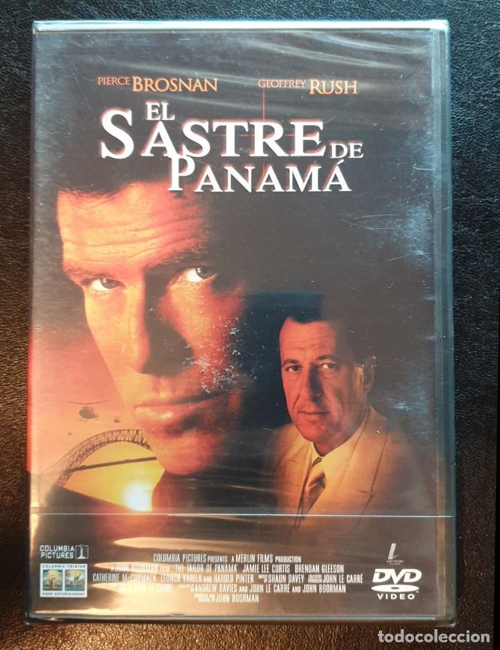 DVD EL SASTRE DE PANAMA. PIERCE BROSNAN. 2001. PRECINTADO. (Cine - Películas - DVD)