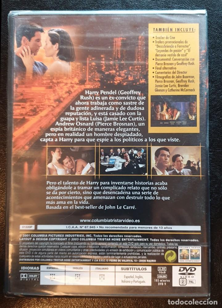 Cine: DVD EL SASTRE DE PANAMA. Pierce Brosnan. 2001. PRECINTADO. - Foto 2 - 140368694