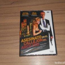 Cine: ASESINATO EN EL CALLEJON DEL ARCO IRIS DVD PETER WELLER SELA WARD NUEVA PRECINTADA. Lote 238758895