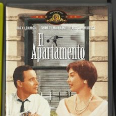 Cine: EL APARTAMENTO. BILLY WILDER. DVD. Lote 156578712