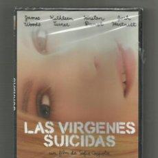 Cine: DVD LAS VIRGENES SUICIDAS, SOFIA COPPOLA. Lote 140695482