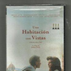 Cine: DVD UNA HABITACION CON VISTAS, JAMES IVORY. Lote 140695614