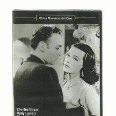 Cine: DVD OBRAS MAESTRAS DEL CINE, ARGEL, JOHN CROMWELL. Lote 140700430