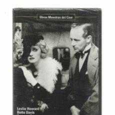 Cine: DVD OBRAS MAESTRAS DEL CINE, CAUTIVO DEL DESEO, JOHN CROMWELL. Lote 140700790