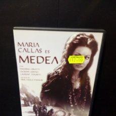 Cine: MADEA , MARÍA CALLAS DVD. Lote 140706738