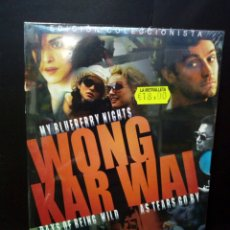 Cine: WONG KAR WAI DVD. Lote 140711738