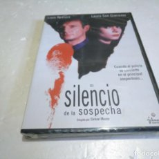 Cine: EL SILENCIO DE LA SOSPECHA DVD NUEVO PRECINTADO. Lote 140726898