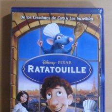 Cine: DVD - RATATOUILLE - DISNEY PIXAR. Lote 140751614