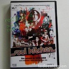 Cine: SOUL KITCHEN DVD PELÍCULA COMEDIA FATIH AKIN ADAM BOUSDOUKOS - EMIGRANTE GRIEGO EN HAMBURGO ALEMANIA. Lote 140753602