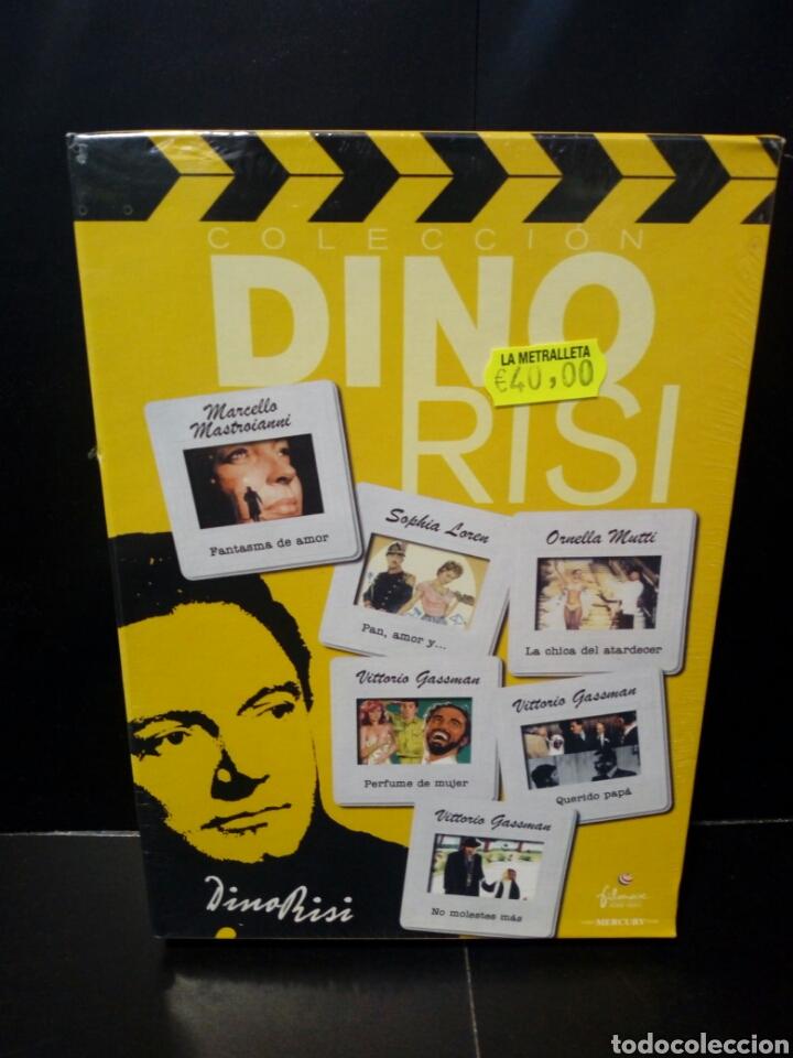 DINO RISI COLECCIÓN DVD (Cine - Películas - DVD)