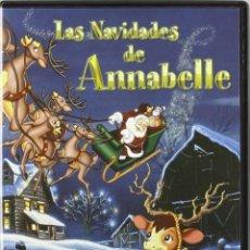 Cine: LAS NAVIDADES DE ANNABELLE - ANNABELLE'S WISH (NUEVO). Lote 140760578