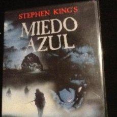 Cine: DVD MIEDO AZUL STEPHEN KING. Lote 140806546