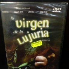 Cine: LA VIRGEN DE LA LUJURIA DVD. Lote 140911926