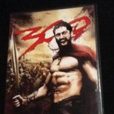 Cine: 300 DVD.. Lote 140938430
