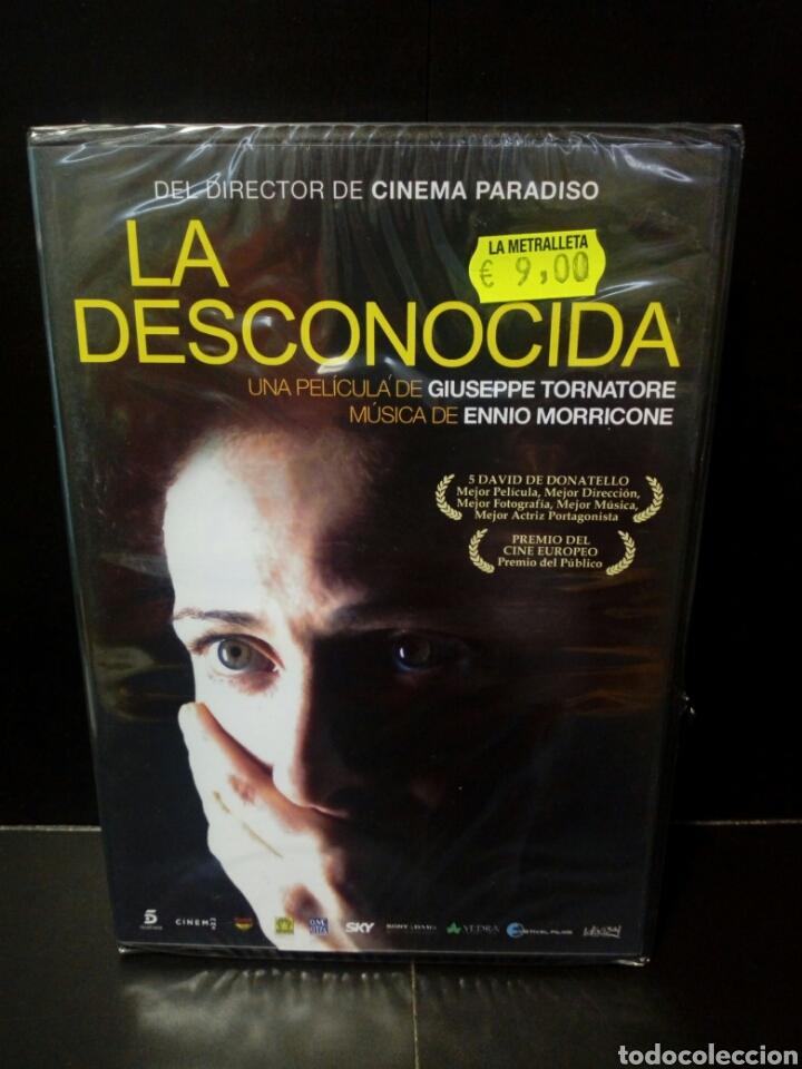 LA DESCONOCIDA DVD (Cine - Películas - DVD)