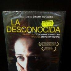 Cine: LA DESCONOCIDA DVD. Lote 140983106
