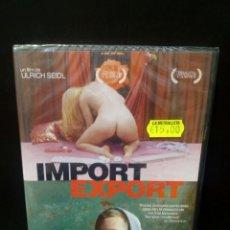 Cine: IMPORT EXPORT DVD. Lote 140983206