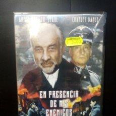 Cinéma: EN PRESENCIA DE MIS ENEMIGO DVD. Lote 140987142