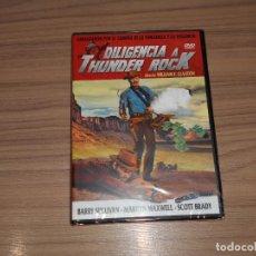 Cine: DILIGENCIA A THUNDER ROCK DVD BARRY SULLIVAN NUEVA PRECINTADA. Lote 269215413