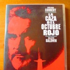 Cine: LA CAZA DEL OCTUBRE ROJO (DVD). Lote 141030238
