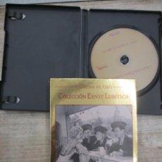 Cine: COLECCION ERNEST LUBITSCH - SI YO TUVIERA UN MILLON - CON GARY COOPER - DVD. Lote 141174746