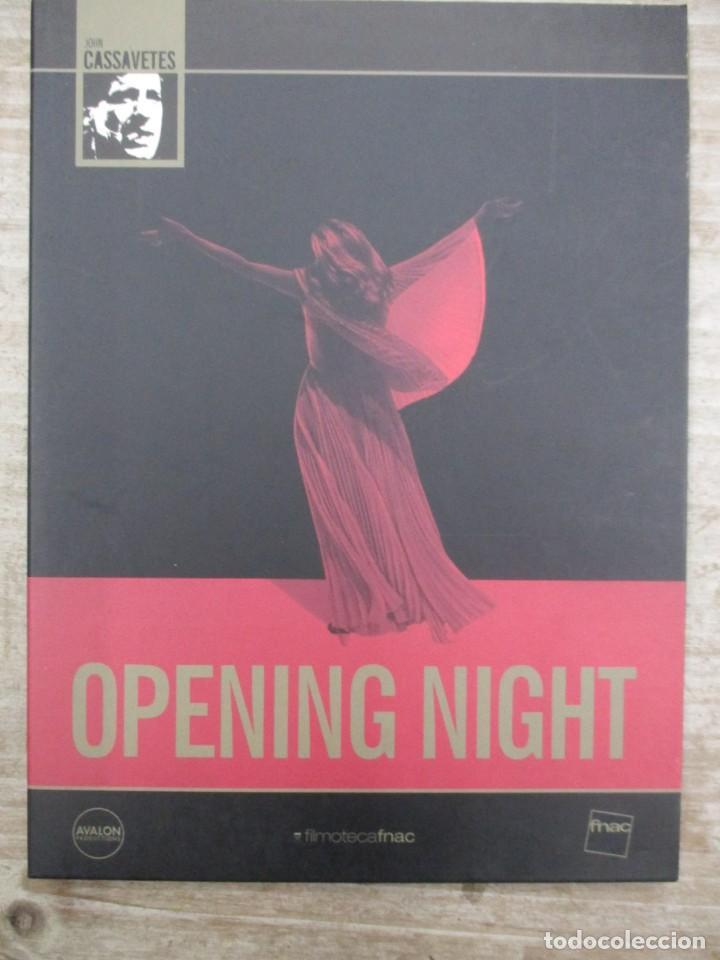 OPENING NIGHT - JOHN CASSAVETES - DVD (Cine - Películas - DVD)