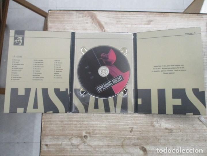 Cine: OPENING NIGHT - JOHN CASSAVETES - DVD - Foto 2 - 141175258